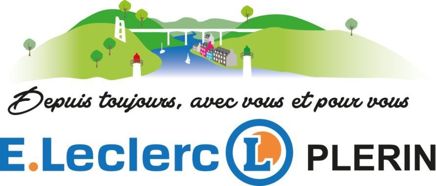 leclerc plerin logo