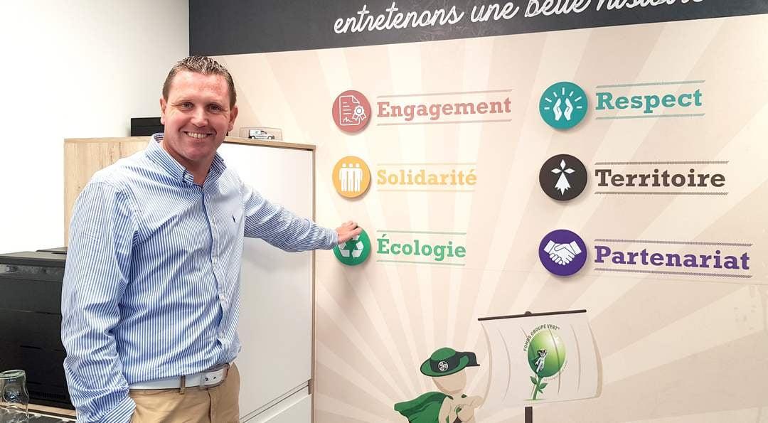 Avec son fonds de dotation environnemental, le Breton passe à l'action en faveur des écosystèmes marins